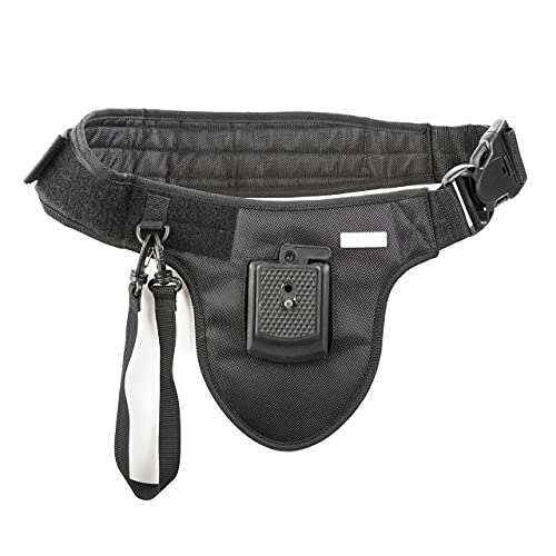 Movo Waist Camera Holster with Quick Release for DSLR and Mirrorless...