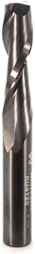 high quality Whiteside Router Bits RU4125 Standard Spiral Bit 2021 with Up outlet online sale Cut Solid Carbide 3/8-Inch Cutting Diameter and 1-1/4-Inch Cutting Length online