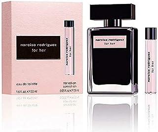 Narciso Rodriguez Gift Set For Her (Eau de Toilette, Sample)