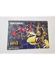 TRANSFORMERS SKETCHBOOK 20X30cm TRF51-7031