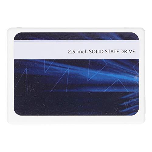 Disco Duro de Estado sólido, SSD Interno de 2.5 Pulgadas, para OS X/XP / Win7 / Win8 / Win10 / Linux 2.5in 70-500M / S(240 GB)