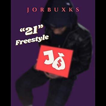 """21"" Freestyle"