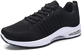 SKLT Lightweight Men Casual Shoes Mesh Breathable Weaving Male Flats Shoes White Black Solid Outdoor Walking Sneakers Men