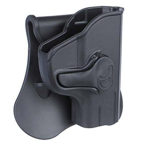 OWB Paddle Holsters for 3.12'' Barrel Ruger LC9 LC9s LC380...