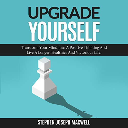Upgrade Yourself audiobook cover art