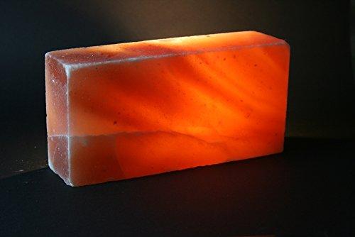 12x Salzziegel Salzfliese 20x 10 x 5 cm Himalaya* Salz (aus der Salt Range Pakistan)