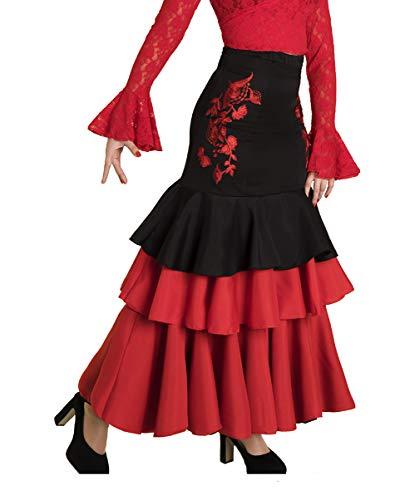 Falda andaluza ! 💙