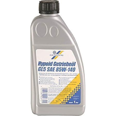 K2 Getriebeöl Gl5 85w 140 Schaltgetriebe Achsenöl Hydrauliköl Mineralisch Universell Einsetzbar Api Konform 1l Auto