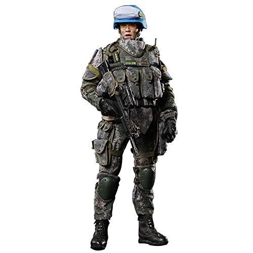 1/6 Soldat Modell, 12 Zoll Spezielle Soldat Chinesische Friedensinfanterie Actionfigur Modell Spielzeug Militär Figuren Zubehör