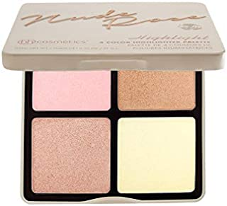 Nude Rose Highlight - 4 Color Highlighter Palette