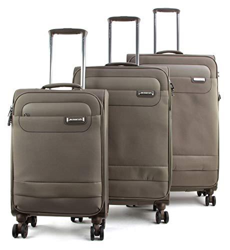 March15 Trading Tourer Suitcase 4 Wheels Set of 3 pcs.