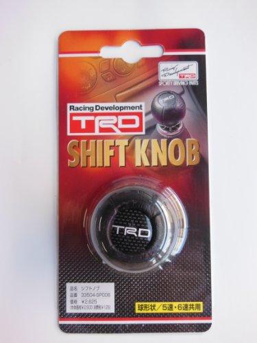 TRD シフトノブ 5速・6速MT用 33504-SP006