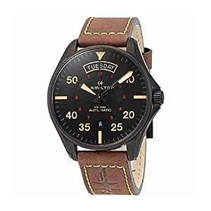 Reloj Hamilton Khaki Pilot H64605531 Automático Diámetro 42 mm