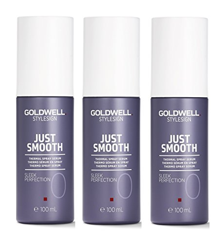 Goldwell 3x Stylesign Just Smooth Sleek Perfection je 100 ml = 300 ml