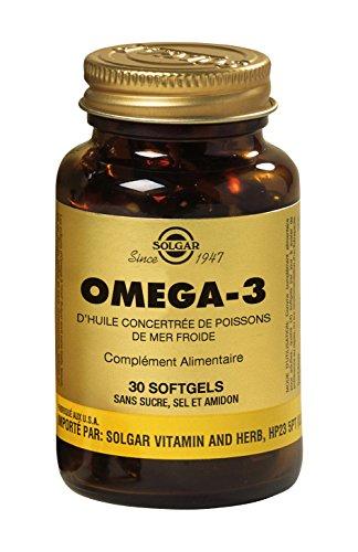 Solgar Omega 3 Doppia Resistenza 30Cap - 40 g