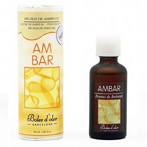 BOLES D'OLOR Ambients Bruma 50 ml. Ambar