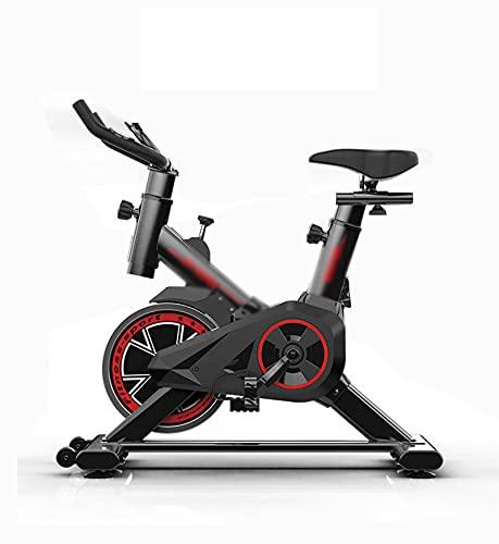 CJDM Spinning Bike, Attrezzatura per Il Fitness Indoor, Cyclette da casa, Cyclette, Attrezzatura per Il Fitness, Azienda, Attrezzatura per l'allenamento in Palestra, Dimensioni: 85 * 45 * 110 cm