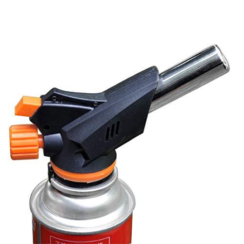 Heizung Fackel Multifunktions-Heizung-Fackel im Freien Metall Flamme Gun Gas-Fackel Lötlampe Caming Kochen Fusing Schweißen Löten Supplies Qualitäts-Beruf