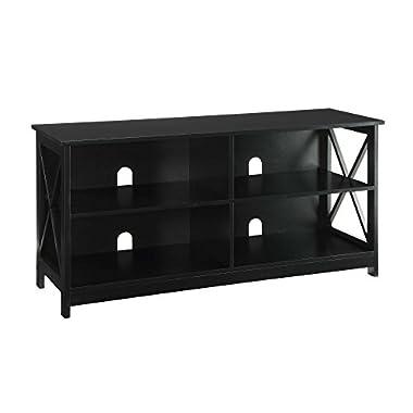 Convenience Concepts Designs2Go Oxford TV Stand, Black