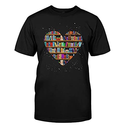 Books is My Love - Camisa de lectura, regalos para lectores, camiseta de libro, camiseta sobre la lectura, camiseta