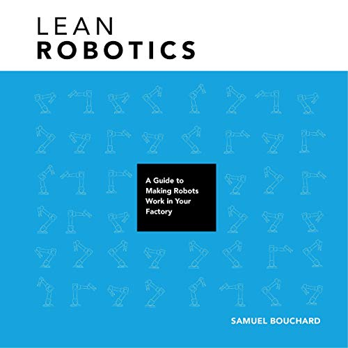Lean Robotics cover art