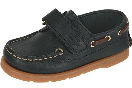 Gallucci 5010 Bootsschuhe, Gr. 39, Blau