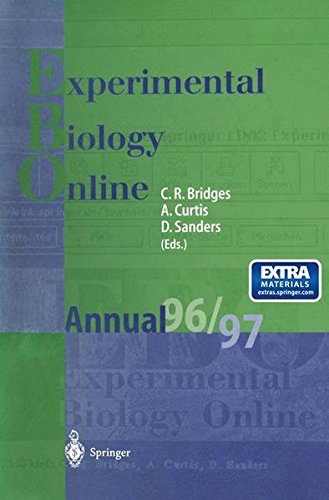 EBO _ Experimental Biology Online Annual 1996/97: 1996/1997
