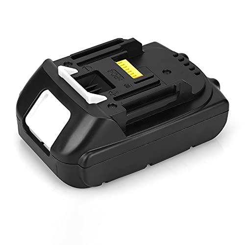 1.5Ah 3.0AH Herramientas eléctricas Recargables para Makita BL1815 Reemplazo de la batería de Iones de Litio BL1830 BL1840 BL1835 194309-1 LXT-400 Batería, Batería, YLLLLY-6686 (Color : 3Ah)