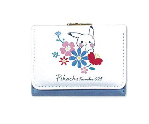 【ポケモン】ピカチュウ ミニ財布(フラワー/27349)