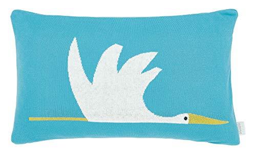Scion Baja Cushions Teal, 100% COTTON, 30X50