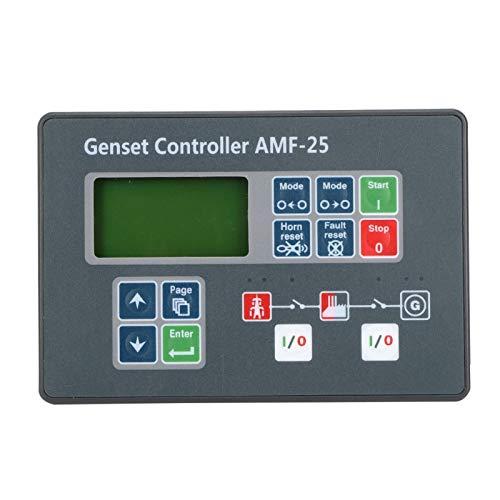 Controller del generatore, controller automatico del generatore diesel manuale, avvio automatico U1-U3 modificabile per il generatore del controller del gruppo elettrogeno