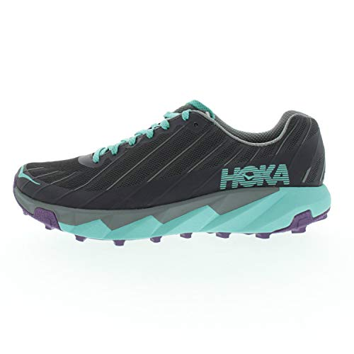 Hoka One One W Torrent Nine Iron Steel Gray Textil 1097755 - Zapatillas de running para mujer