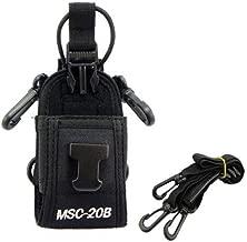 Tenq 3in1 Multi-Function Universal Pouch Bag Holster Case for GPS Pmr446 Motorola Kenwood Midland Icom Yaesu Two Way Radio Transceiver Walkie Talkie 20b