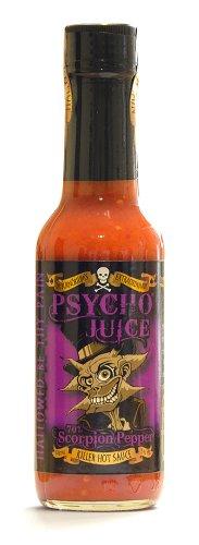 Psycho Juice 70% escorpión Pimienta salsa picante