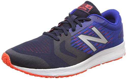 New Balance Flash v3 h, Zapatillas de Correr para Hombre, Azul (Blue/Orange Blue/Orange), 46.5 EU