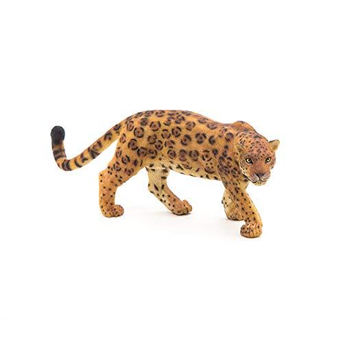Papo 50094 Jaguar WILDTIERE DER Welt Figur, Mehrfarben