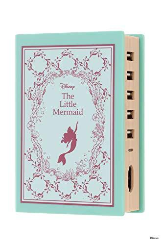 スマートIC搭載 充電器 USB 5ポート ACアダプター ディズニー Book Style [リトル・マーメイド]