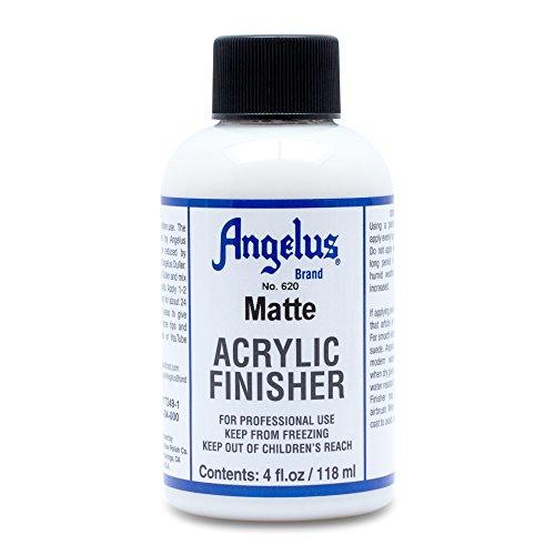 Angelus Marke Acryl Leder Farbe Matt Finisher Nr 620-4 Unzen