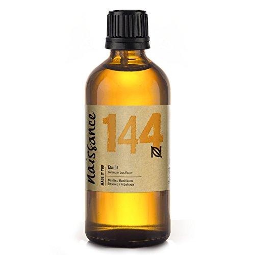 Naissance Basilikum (Nr. 144) 100ml 100% naturreines ätherisches Öl
