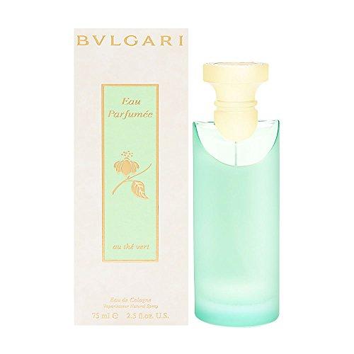 Bvlgari Thé Vert - Agua de colonia, 75 ml
