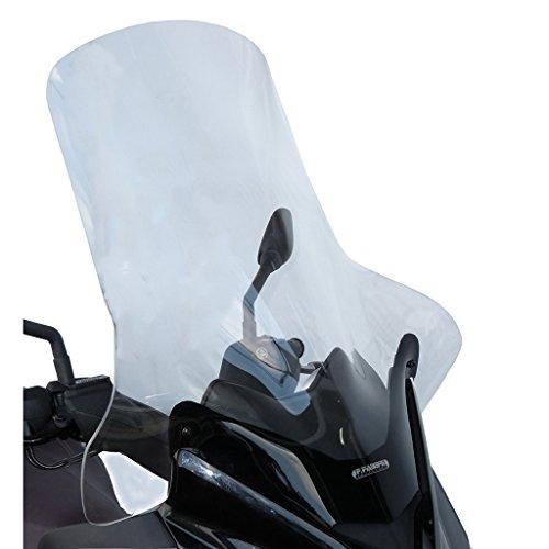 FABBRI - Parabrezza senza bordi X-MAX 125-250 2010/13 ABS 11/13 Art. 2715/EX