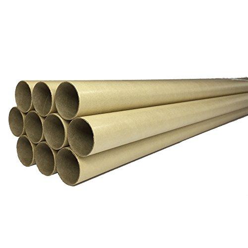 紙芯 丸筒 紙管 生地保管用 紙筒 径38mm×1200mm 肉厚1.0mm