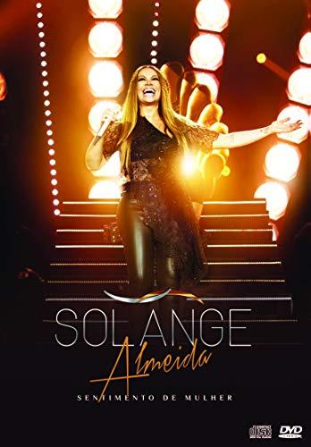 SOLANGE ALMEIDA - SENTIMENTO DE MULHER (AO VIVO) - KIT [DVD] + CD