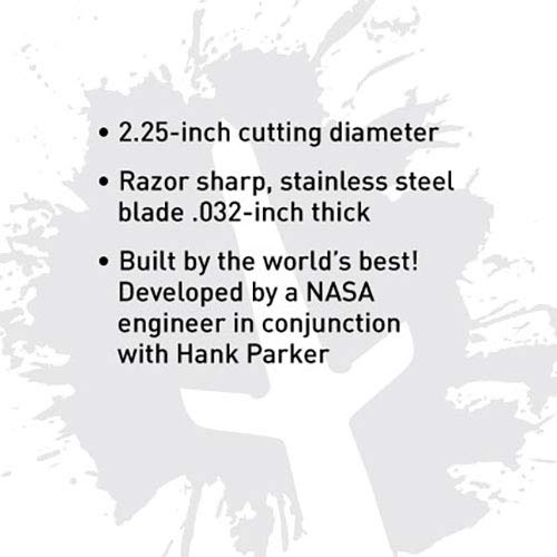 Swhacker SWH00202 125 Grain 2.25' 2 Blade Broadhead 3pk with Practice Tip