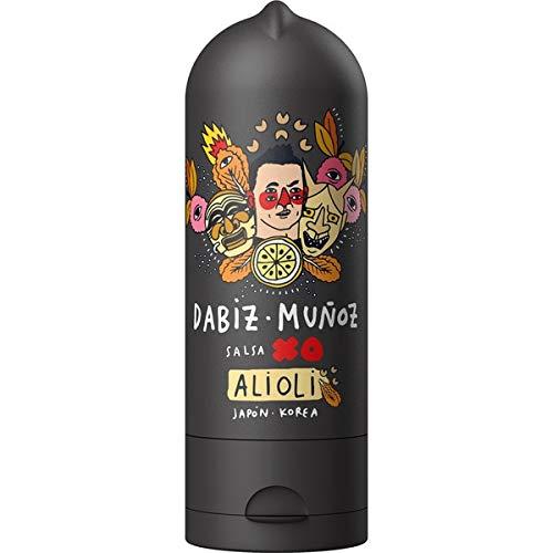 Dabiz Muñoz- Salsa Alioli ( Fusion Japón- Korea) - Alioli + Yuzu Japones - Ideal para Otorgar un Sabor Especial a Tus Comidas- 250 Gramos
