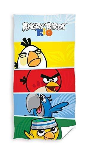 Rovio Entertainment Angry Birds Rio