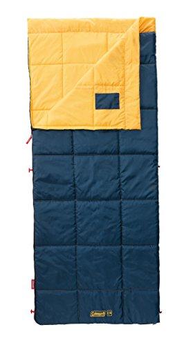 コールマン(Coleman) 寝袋 パフォーマーIII C10 使用可能温度10度 封筒型 イエロー 2000034775