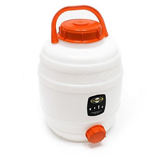 Speidel Getränkefass Mostfass ca 12 L PE-Kunststoff lebensmittelecht Tragegriff