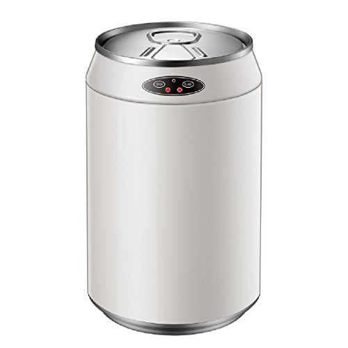 Automática de Inducción Cubo de basura presupuesto Salón Dormitorio Smart cuarto de baño Cocina eléctrica Tubo 9L
