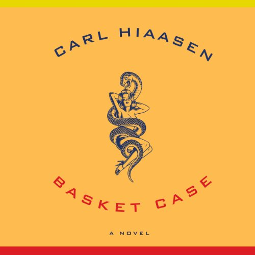 Basket Case audiobook cover art